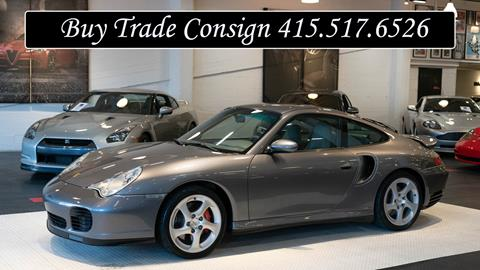 2001 Porsche 911 for sale in Corte Madera, CA