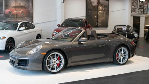 2017 Porsche 911 for sale in San Francisco, CA