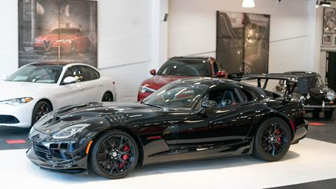 2017 Dodge Viper for sale in San Francisco, CA