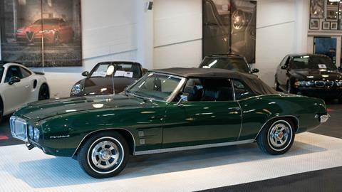 1969 Pontiac Firebird for sale in San Francisco, CA