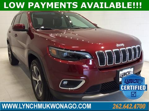 2019 Jeep Cherokee for sale in East Troy, WI