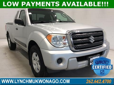 2009 Suzuki Equator for sale in East Troy, WI