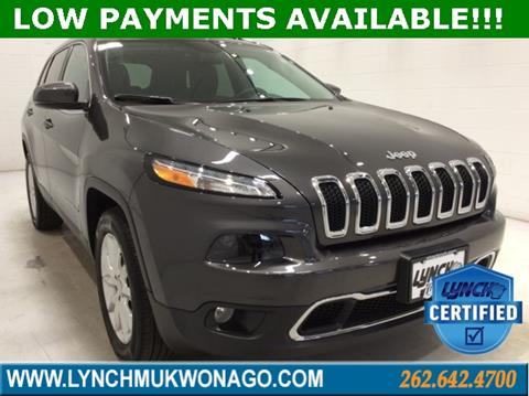 2017 Jeep Cherokee for sale in East Troy, WI
