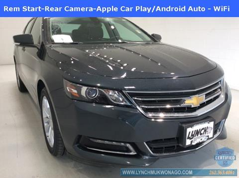 2018 Chevrolet Impala for sale in East Troy, WI