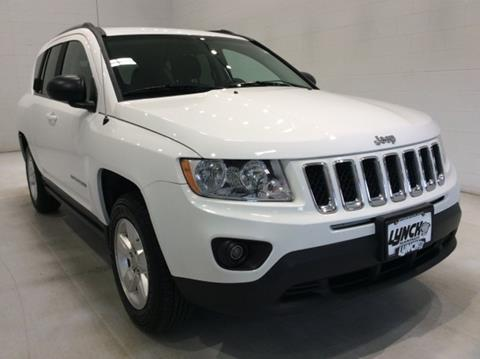 2013 Jeep Compass for sale in East Troy, WI