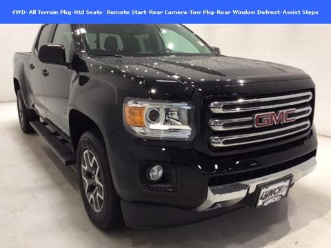 2017 GMC Canyon for sale in East Troy, WI