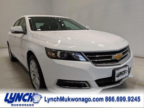 2019 Chevrolet Impala for sale in Mukwonago, WI