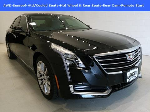 2017 Cadillac CT6 for sale in East Troy, WI