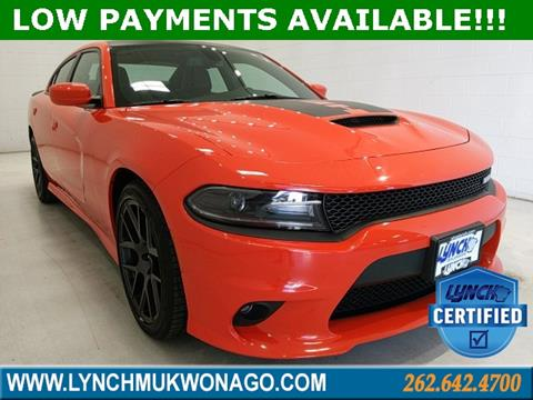 2017 Dodge Charger for sale in East Troy, WI