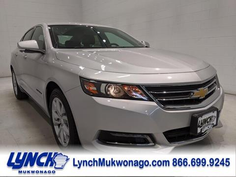 2020 Chevrolet Impala for sale in Mukwonago, WI