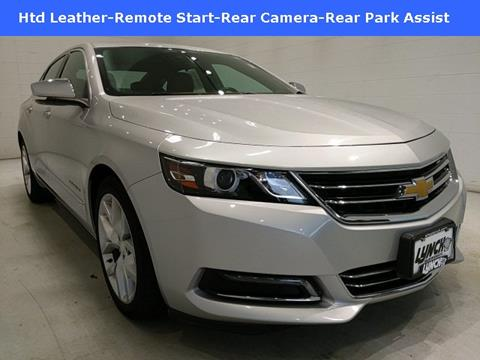 2015 Chevrolet Impala for sale in East Troy, WI