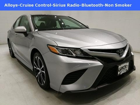 2018 Toyota Camry for sale in East Troy, WI