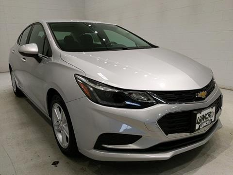 2016 Chevrolet Cruze for sale in East Troy, WI