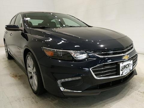 2016 Chevrolet Malibu for sale in East Troy, WI