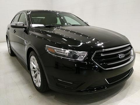 2018 Ford Taurus for sale in East Troy, WI