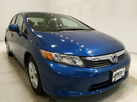 2012 Honda Civic for sale in East Troy, WI