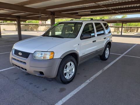2002 Ford Escape for sale in Tempe, AZ