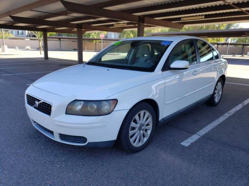 2005 Volvo S40 for sale at Simply Automotive Sales and Service in Tempe AZ