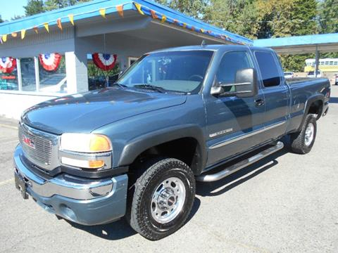 2006 GMC Sierra 2500HD for sale in Grants Pass, OR