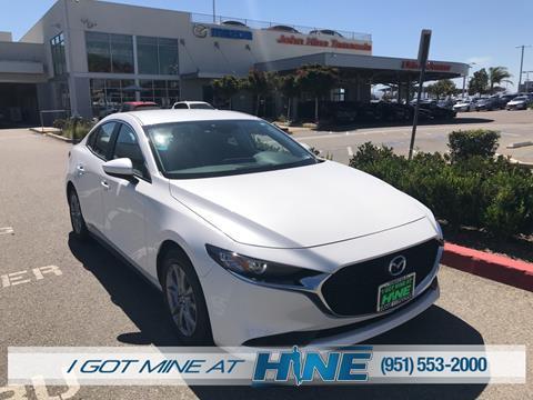 2019 Mazda Mazda3 Sedan for sale in Temecula, CA