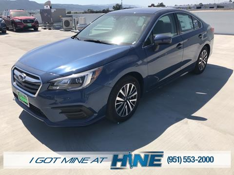 2019 Subaru Legacy for sale in Temecula, CA
