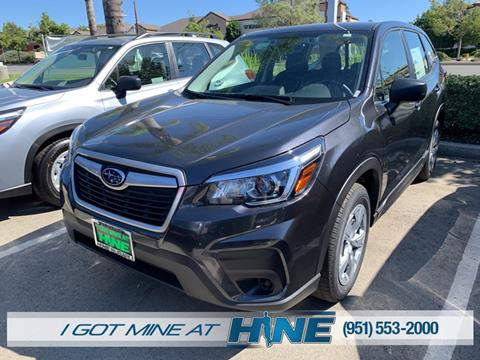 2019 Subaru Forester for sale in Temecula, CA