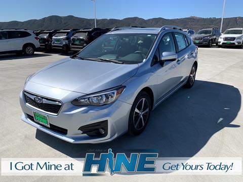 2019 Subaru Impreza for sale in Temecula, CA