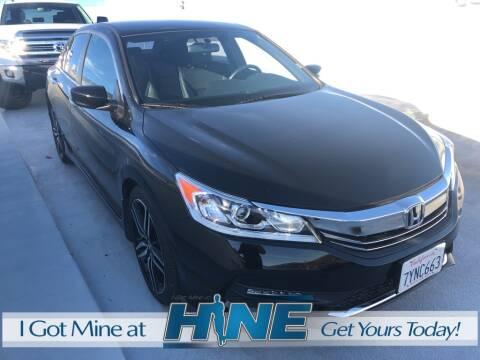 2017 Honda Accord for sale in Temecula, CA