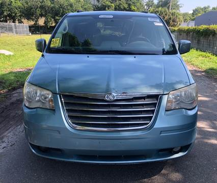 2010 Chrysler Town and Country for sale in Orlando, FL