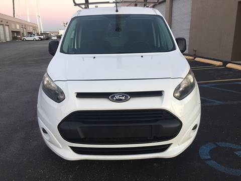 2014 Ford Transit Connect Cargo for sale in Medley, FL