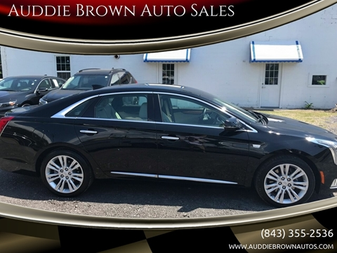 2019 Cadillac XTS for sale in Kingstree, SC