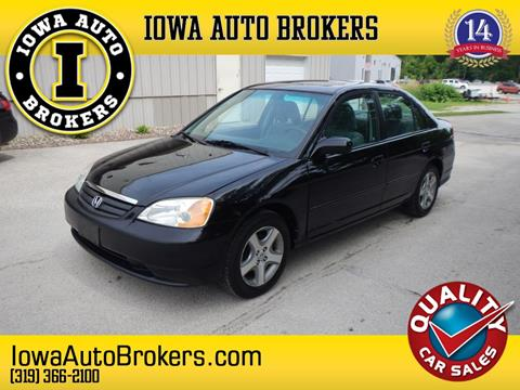 2004 Honda Civic for sale in Marion, IA