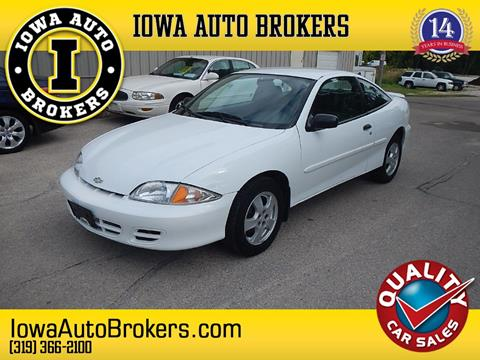 2000 Chevrolet Cavalier for sale in Marion, IA