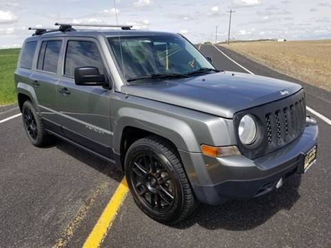 2014 Jeep Patriot for sale in Mansfield, WA