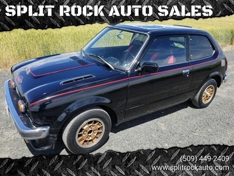 1974 Honda Civic for sale in Mansfield, WA