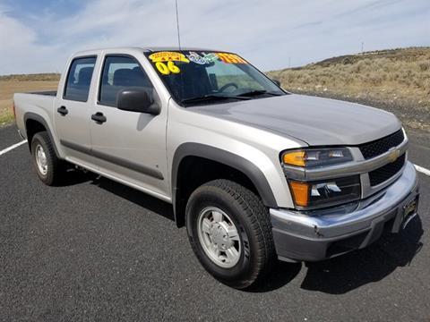 2006 Chevrolet Colorado for sale in Mansfield, WA