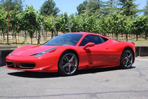 Ferrari 458 Italia For Sale >> Used Ferrari 458 Italia For Sale Carsforsale Com