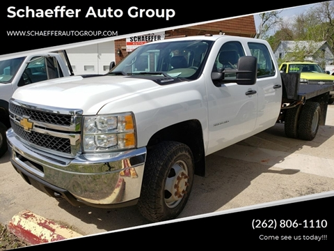 2012 Chevrolet Silverado 3500HD for sale in Walworth, WI