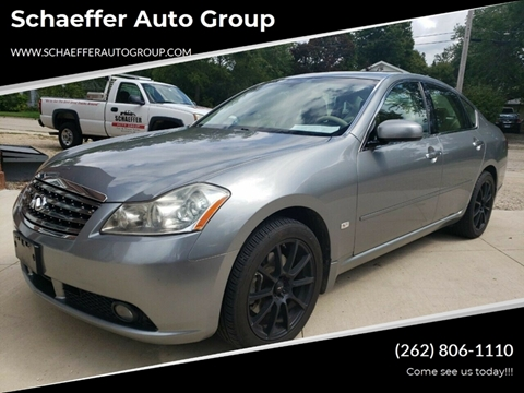 2007 Infiniti M35 for sale in Walworth, WI