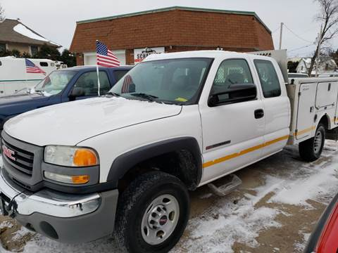 2005 GMC Sierra 2500HD for sale in Walworth, WI