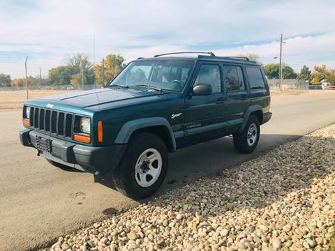 1998 Jeep Cherokee for sale in Nampa, ID
