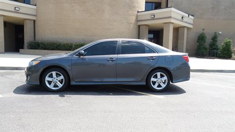 2012 Toyota Camry for sale in Warner Robins, GA