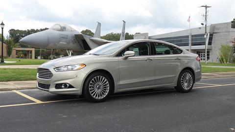 2015 Ford Fusion for sale in Warner Robins, GA