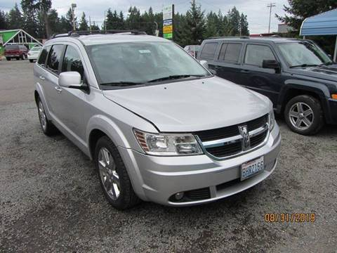 Used Cars Olympia >> 2010 Dodge Journey For Sale In Olympia Wa
