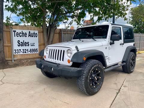 2013 Jeep Wrangler for sale in New Iberia, LA