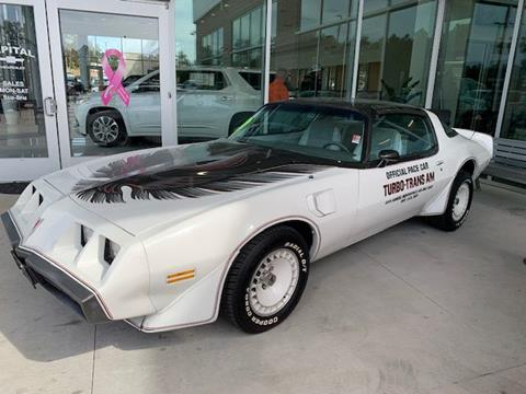 1980 Pontiac Trans Am for sale in Raleigh, NC