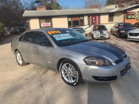 2008 Impala Ss For Sale >> Sedan For Sale In Raleigh Nc Www Buyfuncars Com