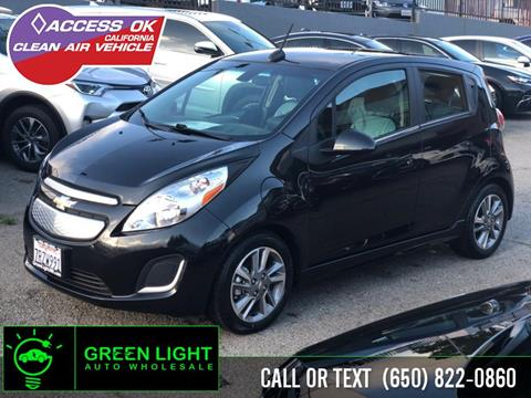 2016 Chevrolet Spark EV for sale in Daly City, CA