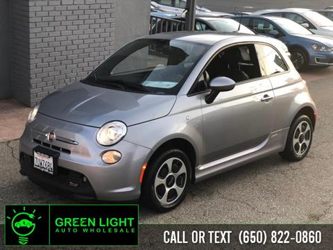 2016 FIAT 500e for sale in Daly City, CA