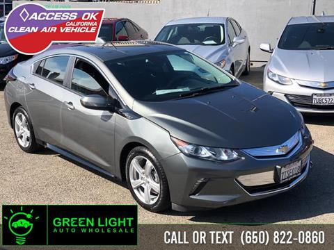 2017 Chevrolet Volt for sale in Daly City, CA